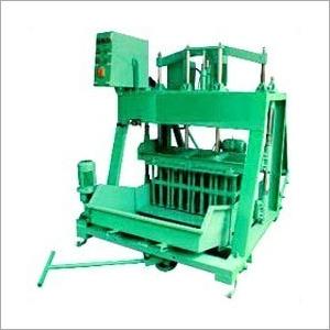 Single Hollow Block Making Machine
