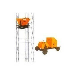 Winch Tower Hoist
