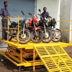 Bike Loading Ramps