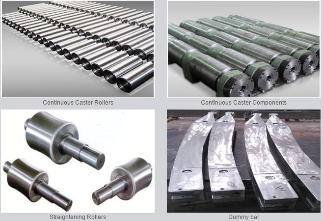 Continuous Caster Spare Parts