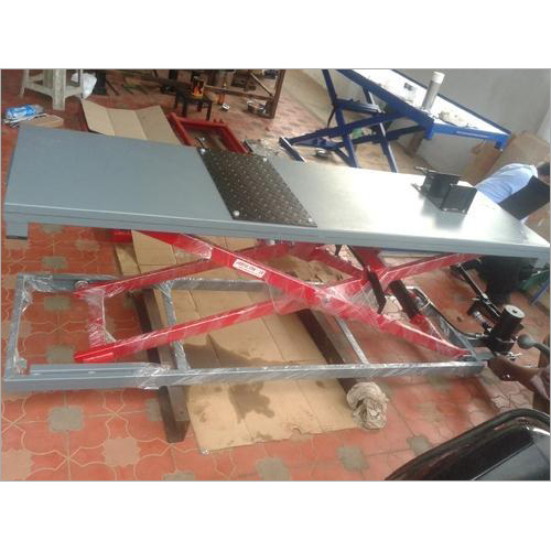 Hydraulic Service Table