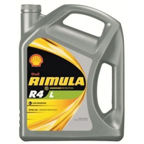 Rimula- Diesel Engine Oil
