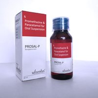 Phenergan, Histantil, Paracetamol + Promethazine