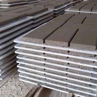 Concrete Block PVC Pallet
