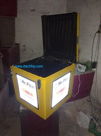 Led Bike Delivery Boxes