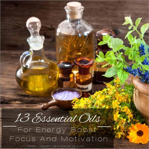 Motivation Essential Oil