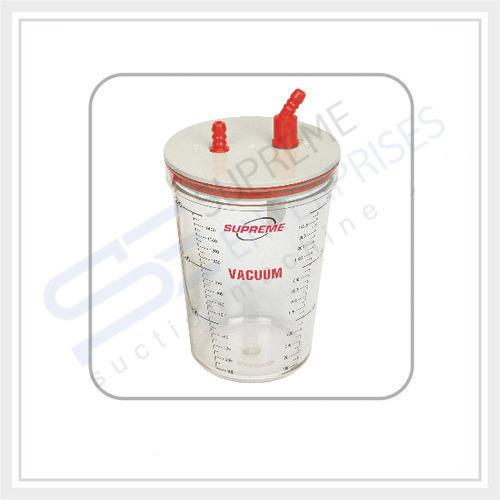 Vacuum Suction Jar