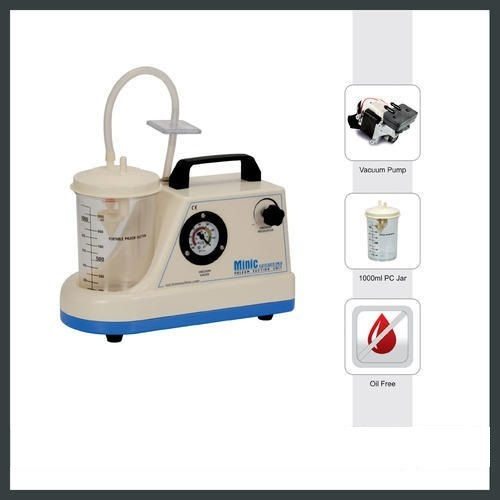 Minic Portable Suction Unit