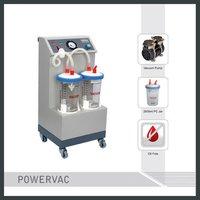 Powervac Suction Machine
