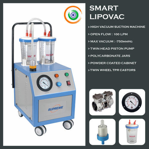 Smart Lipovac Suction Machine