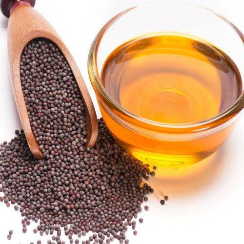 Mustard Carrier Oil