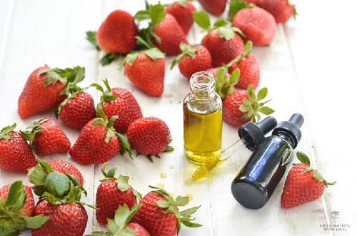 Strawberry Seed Carrier Oil