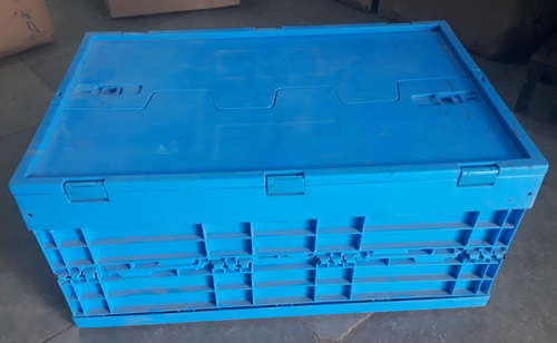 Plastic Foldable Crate