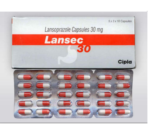 Lansec, Lanzol ,Lansocap, Fenzer, Prevacid