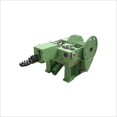 "4"" Clout Head Nail Making Machine"