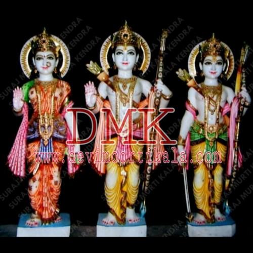 Marble Ram darbaar statue