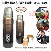 Bullet Hot Cold Flask