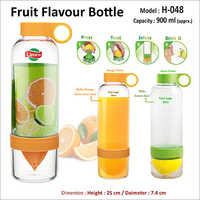 Fruit Flavour Bottle