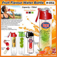 Fruit Flaover Water Bottel