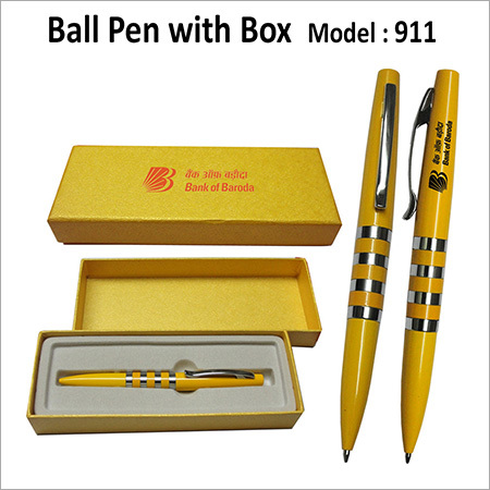 Ball Pen with Box
