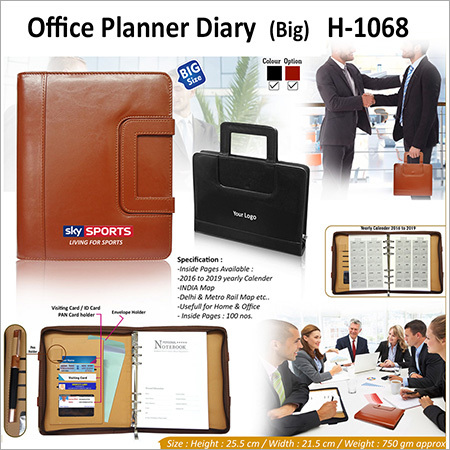 Office Planner Diary Big