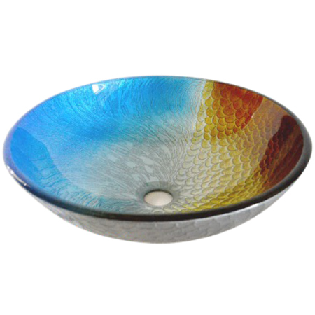 Glass Bowl Wash Basin