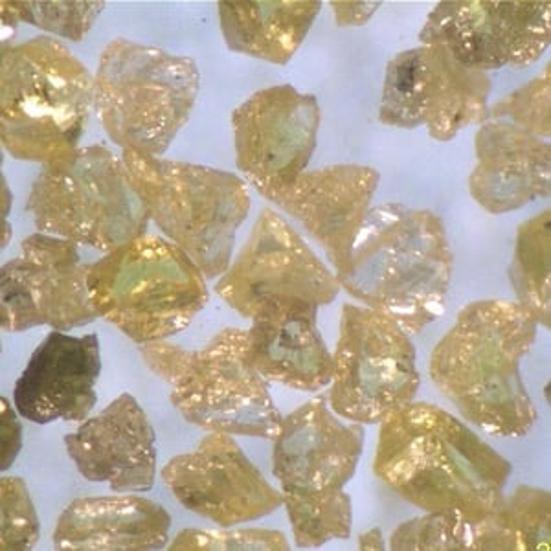 Green RVD Polishing Synthetic Diamond Powder Crystal