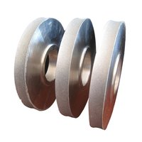 Arc Electroplated Diamond Grinding Wheel