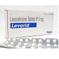 Levorid,1 AL,Xyzal, Levazyr