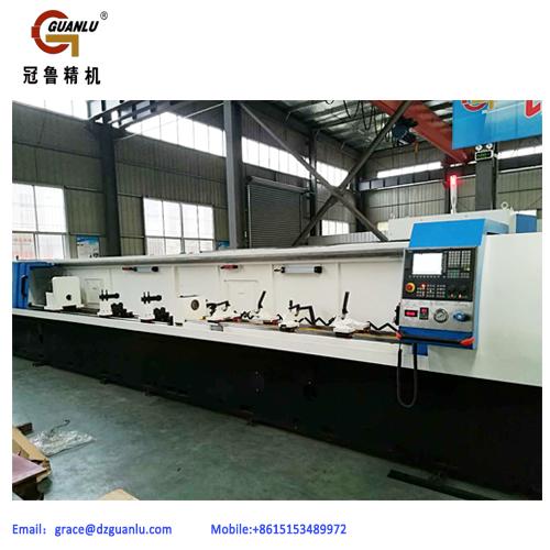 CNC deep hole gundrilling machine