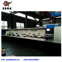 CNC deep hole gundrilling machine