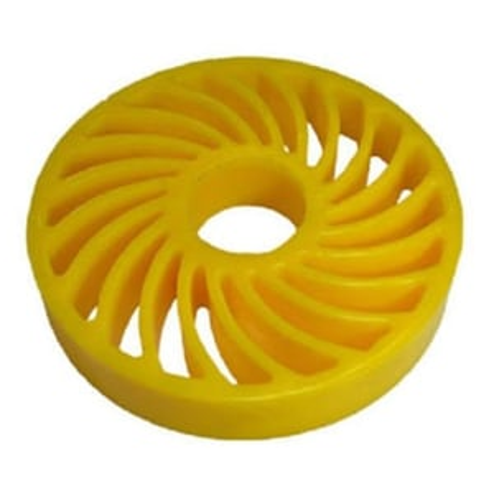 Polyurethane Soft Touch Wheel|