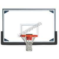 Acrylic Basketball Pole Backboard