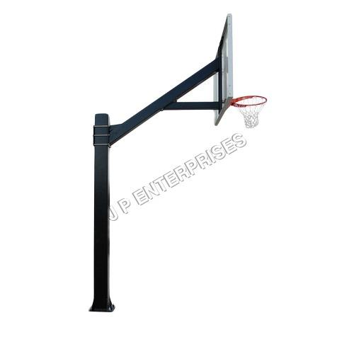 Fixed Basketball Pole