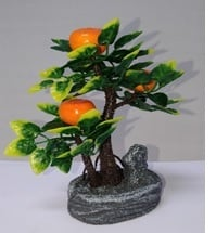 Artificial Small Plant With Fruit