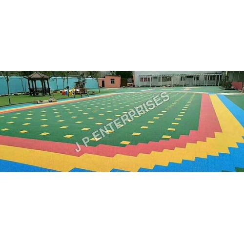 Playground Flooring Services