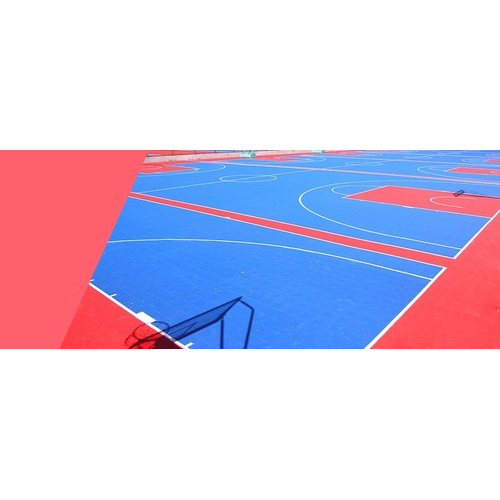PP Interlocking Floor Tile