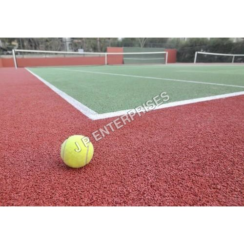 Tennis Court Flooring Services