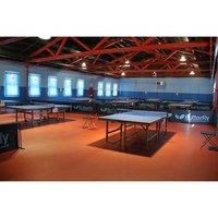 Table Tennis Sports Flooring