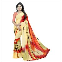 Manohari Georgette Saree