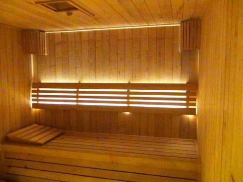 Sauna Bath Cabin