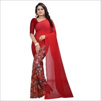 Weightless Georgette Saree