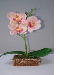 Orchid Artificial Flower