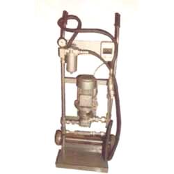 Hydraulic Filtration Machine