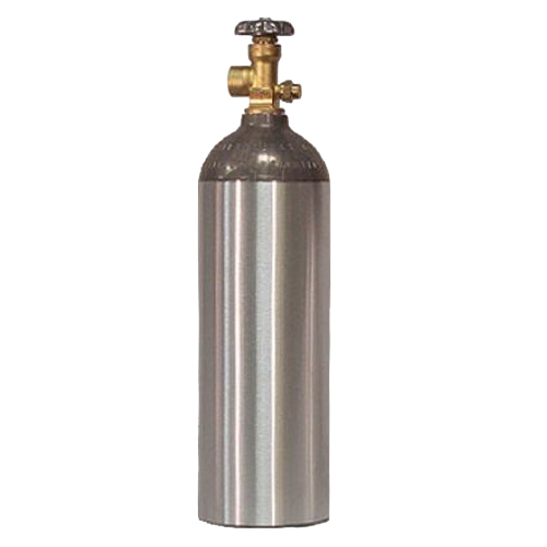 Industrial High Pressure Gas Cylinder