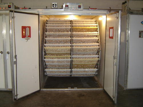 Poultry Egg Incubators