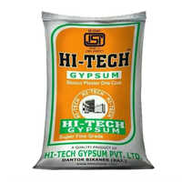 15Kg Hi Tech Gypsum Bag