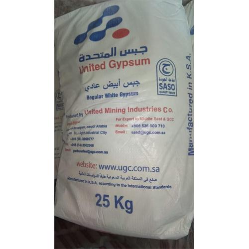 25Kg United Gypsum Powder Bag