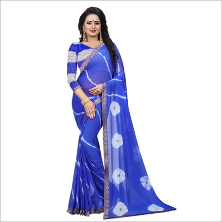 Fancy Bandhani Saree