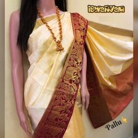 Kanjivaram Art Silk Saree